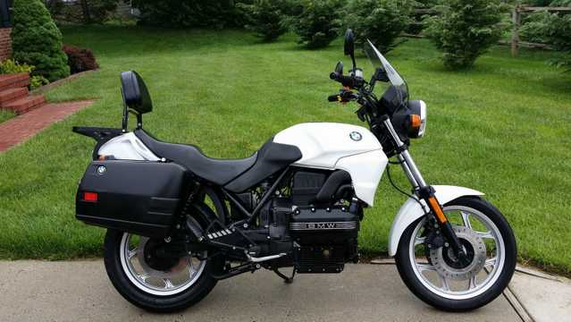 1993 BMW K75 Excellent |  Continental drift needed Image21