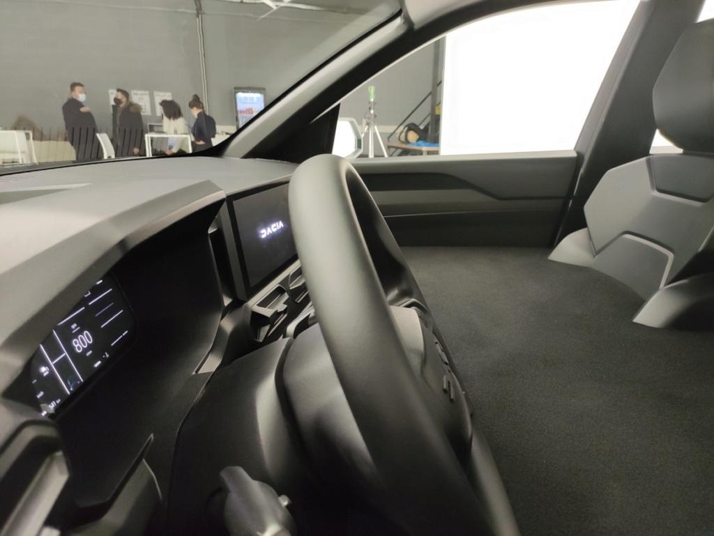 2021 - [Dacia] Bigster Concept - Page 2 14835710