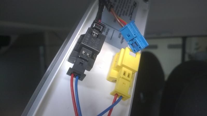 Installation d'un éclairage extérieur LED Wp_20111