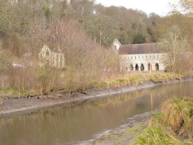 A Radepont tous sur le pont Abbaye10