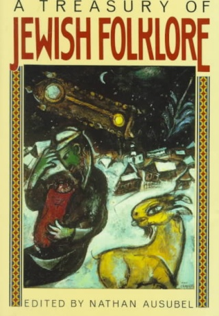 A Treasury of Jewish Folklore Images15