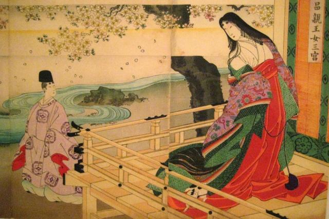 Five Essential Works of Japanese Literature Murasa10
