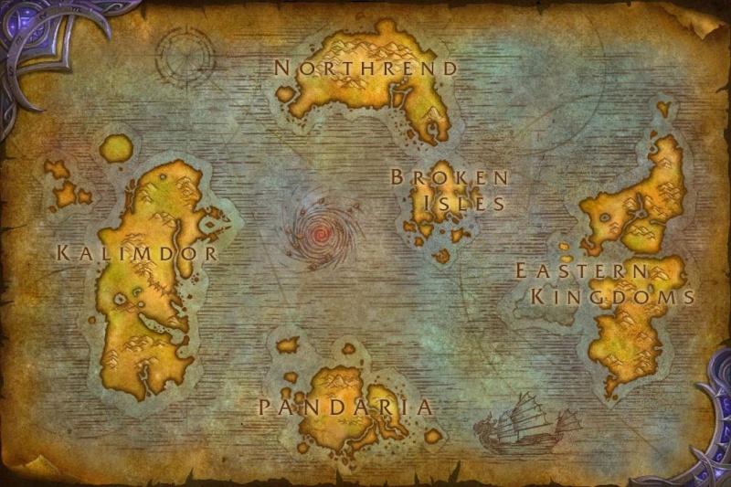 Cartographie de légion 15063611