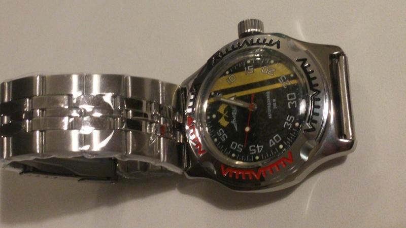 [Vendue] Vostok AMPHIBIAN 100652 Rallye 20151211