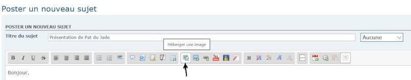 Tutoriel pour insérer une photo Heberg12