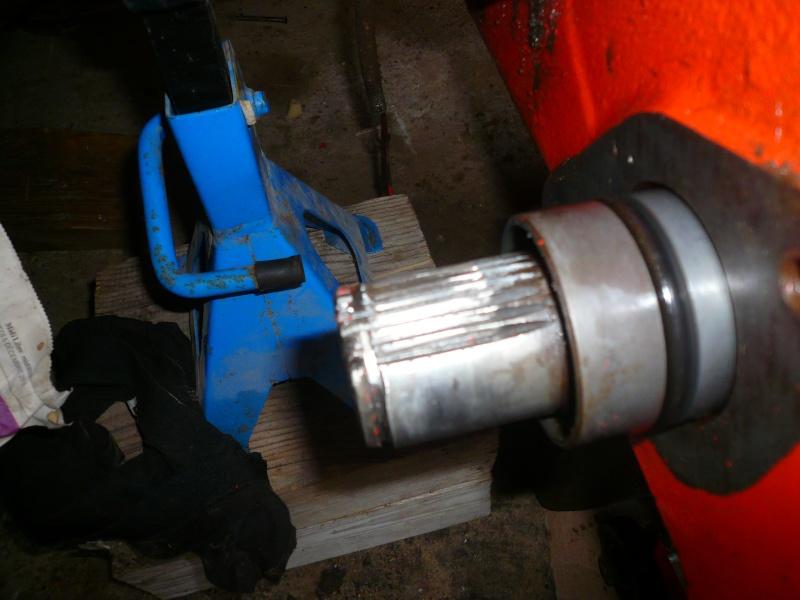 Réparation du tracto control d'effort de mon Renault 60 P1020910