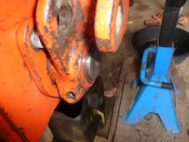 Réparation du tracto control d'effort de mon Renault 60 P1020923