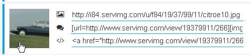 Nouveauté Servimg: Le multiupload, le Drag & Drop et l'insertion directe dans les messages sont enfin arrivés !  - Page 3 6-lien11