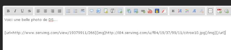 Nouveauté Servimg: Le multiupload, le Drag & Drop et l'insertion directe dans les messages sont enfin arrivés !  - Page 3 8-coll11