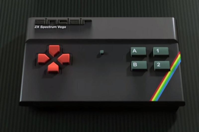 Le projet de portable Spectrum ZX Zx-spe10