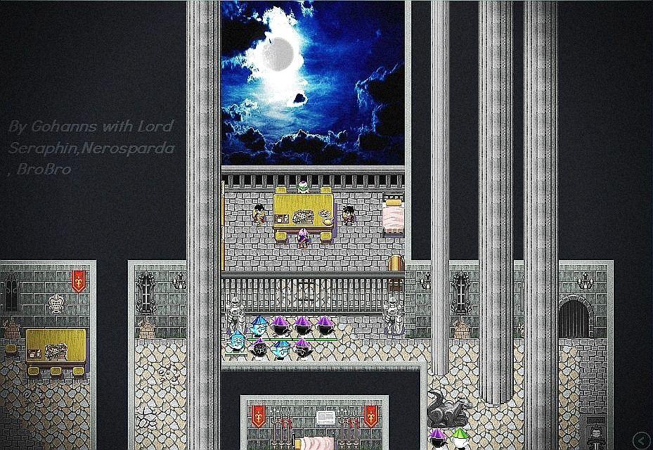 [MMORPG 2D]Dragon Ball Z Ultimate Battle Online. 14457910
