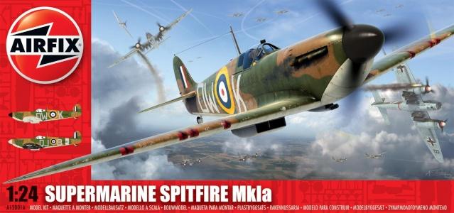 """SPITFIRE MK Ia  AIRFIX 1/24 """"VINTAGE"""".......??? - Page 2 A1200110"""