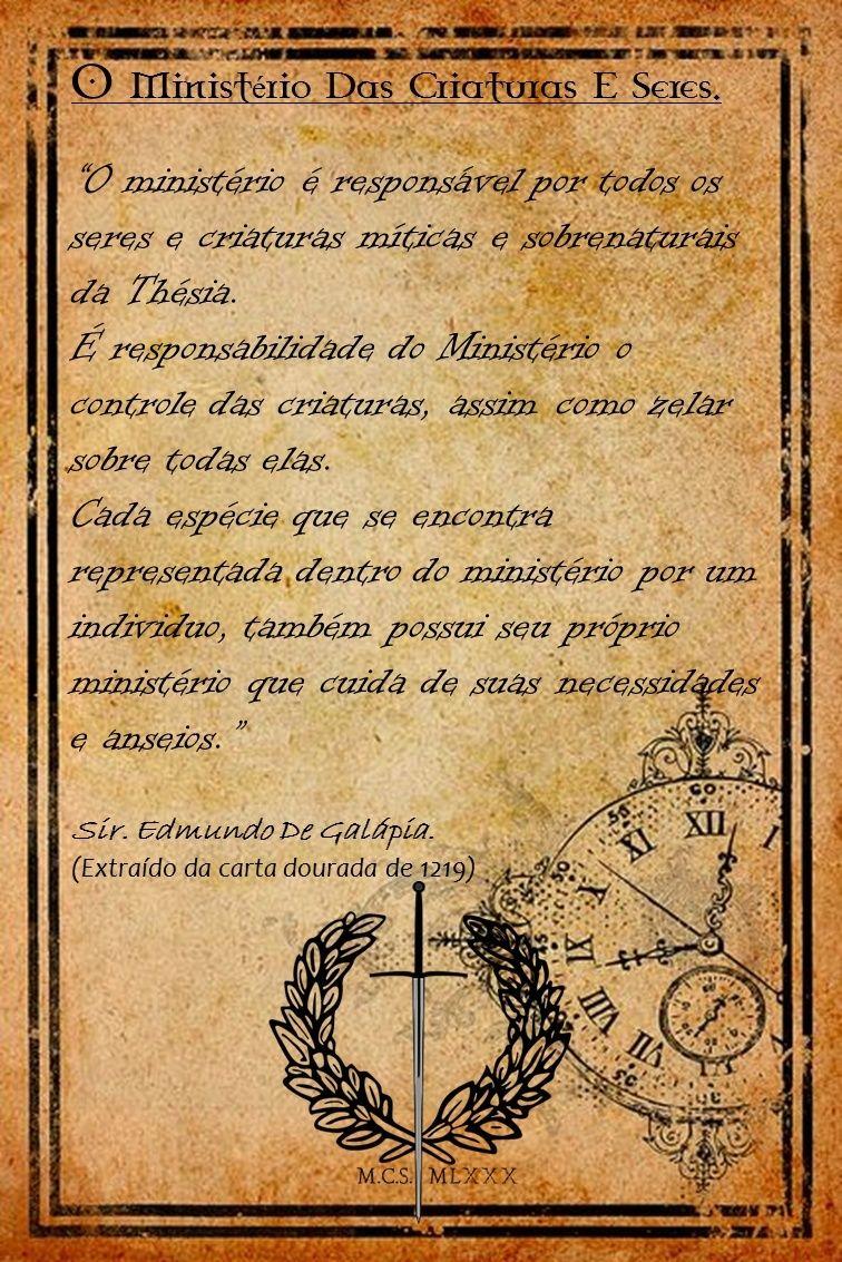 O Grande Ministério Carta_10