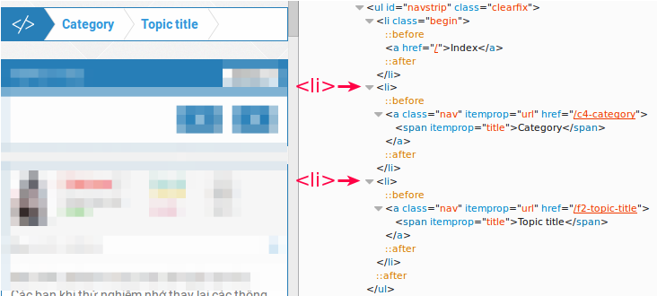 (Only Topic) Problem with Breadcrumb in Invision Before10