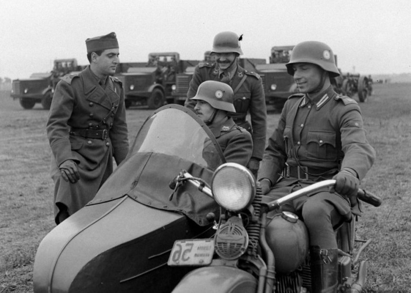 Les nouvelles du front  – janvier 1941, 1ère quinzaine 8feb2011