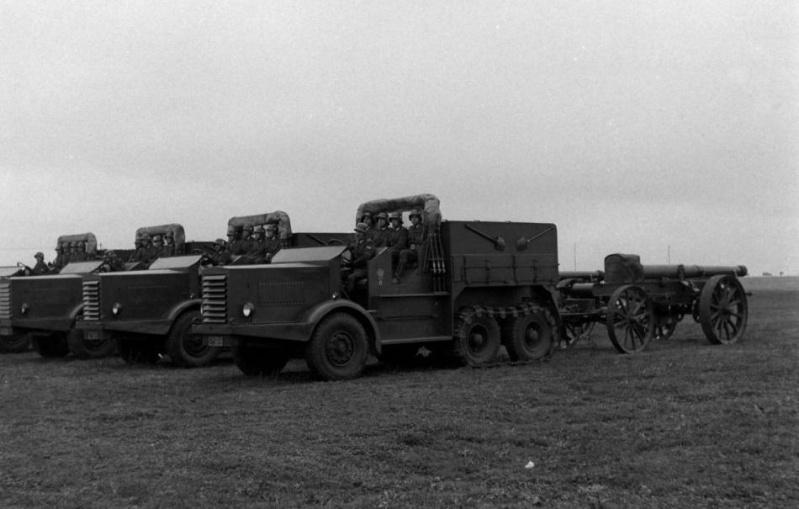 Les nouvelles du front  – janvier 1941, 1ère quinzaine Artill10