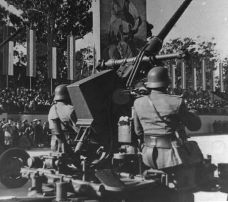 Les nouvelles du front  – janvier 1941, 1ère quinzaine Bofors10