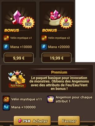 les Achats 0110