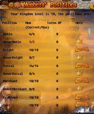 [FEATURE] Legion Organization Types! Kingdo10