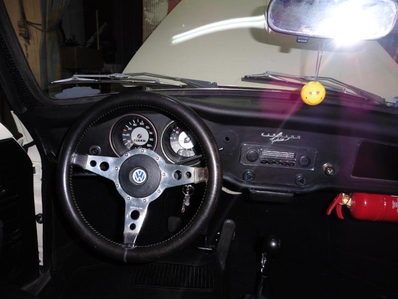 denis du bas rhin et sa Karmann Ghia de 73 sortie de grange - Page 25 P1030811