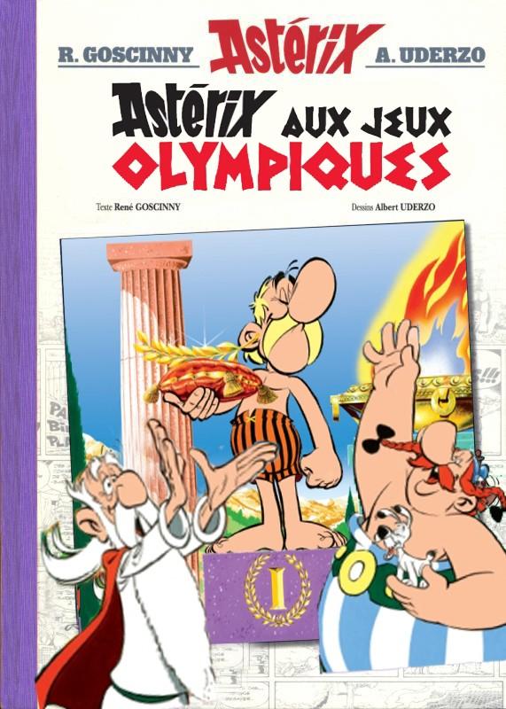 Nouvelle édition d'Astérix aux jeux olympiques Possib10
