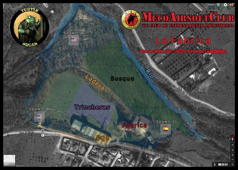 La fábrica - Meco Airsoft Club [Humanes - Guadalajara] Lafabr10