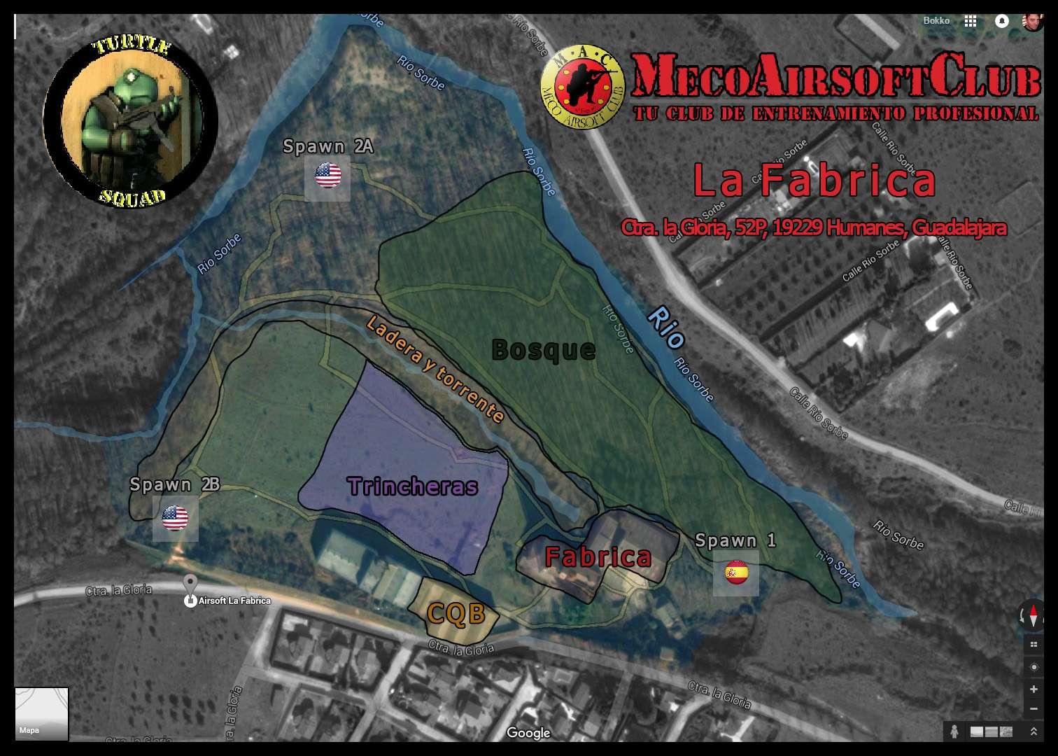 La fábrica - Meco Airsoft Club [Humanes - Guadalajara] Lafabr11
