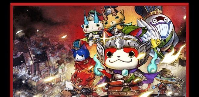 Nuevo juego Yo-Kai Sangokushi para abril Yo-kai10