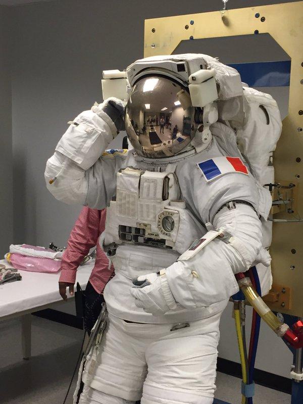 Le Français Thomas Pesquet sur orbite - Page 10 146