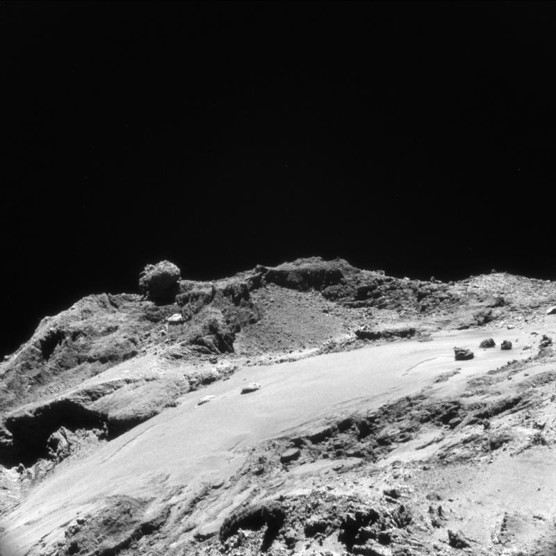 Rosetta : Mission autour de la comète 67P/Churyumov-Gerasimenko  - Page 25 169