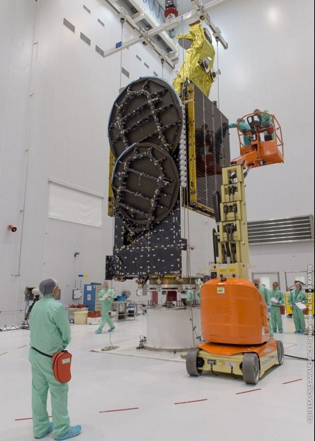 Lancement Ariane VA229 - Eutelsat 65 - 9 mars 2016   Screen33