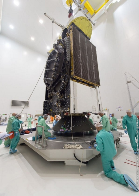 Lancement Ariane VA229 - Eutelsat 65 - 9 mars 2016   Screen36