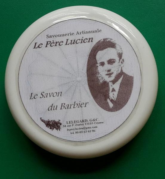 Savon du Barbier LPL Abricot Rytiqu15