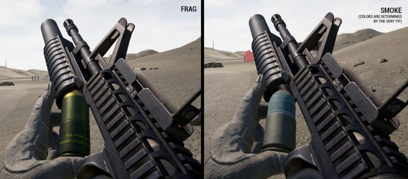 Zoom sur l'arsenal M203_r10