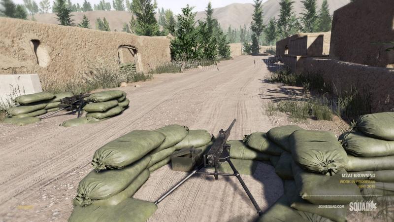 Zoom sur l'arsenal M2a1em10