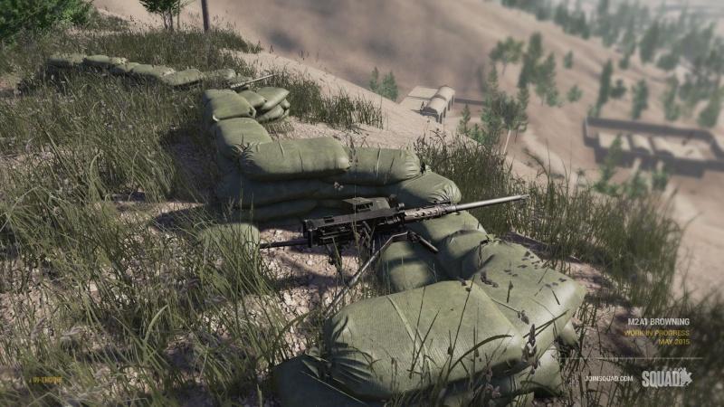 Zoom sur l'arsenal M2a1em11