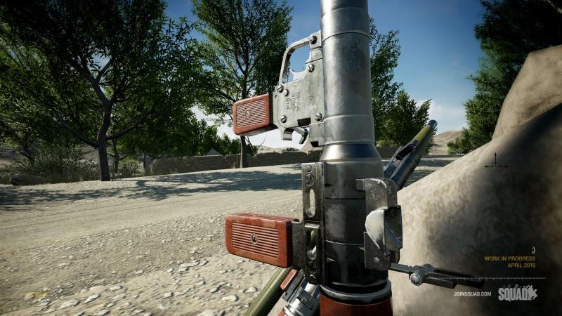 Zoom sur l'arsenal Rpg-210