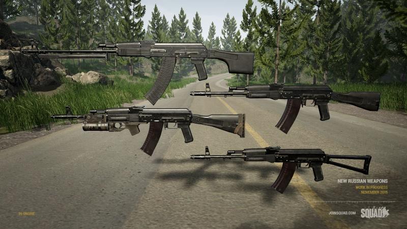 Zoom sur l'arsenal Weapon10