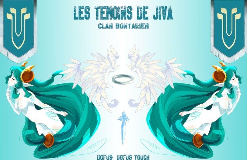 Les Témoins de Jiva - Dofus Touch