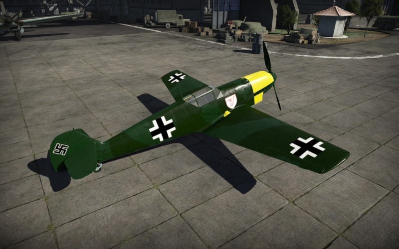 Mi primer Skin para aviones en el War Thunder Shot_213