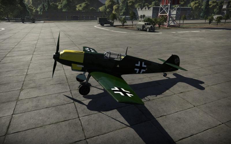 Mi primer Skin para aviones en el War Thunder Shot_214