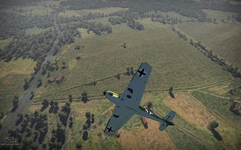 Mi primer Skin para aviones en el War Thunder Shot_216