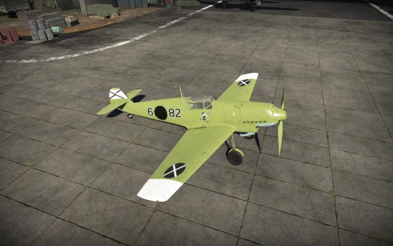 "Prueba ""Guerra civil Española Bf-109 B-2"" Shot_219"