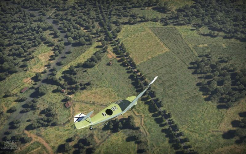 "Prueba ""Guerra civil Española Bf-109 B-2"" Shot_221"