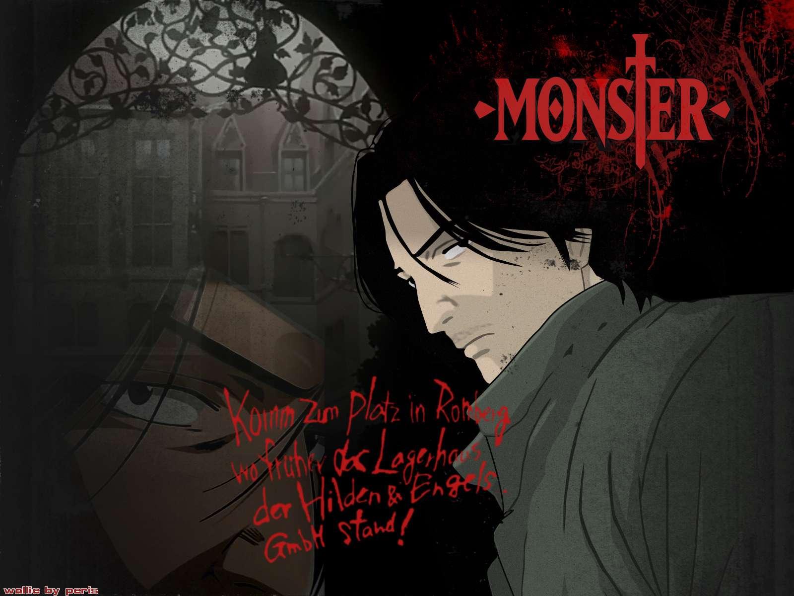 Anime  Monste10