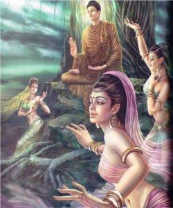 Iconographie comparée Bouddh11