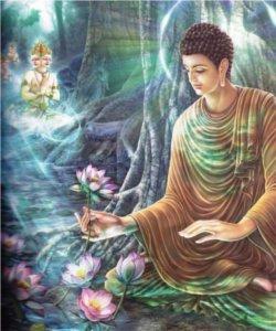 Iconographie comparée Bouddh13