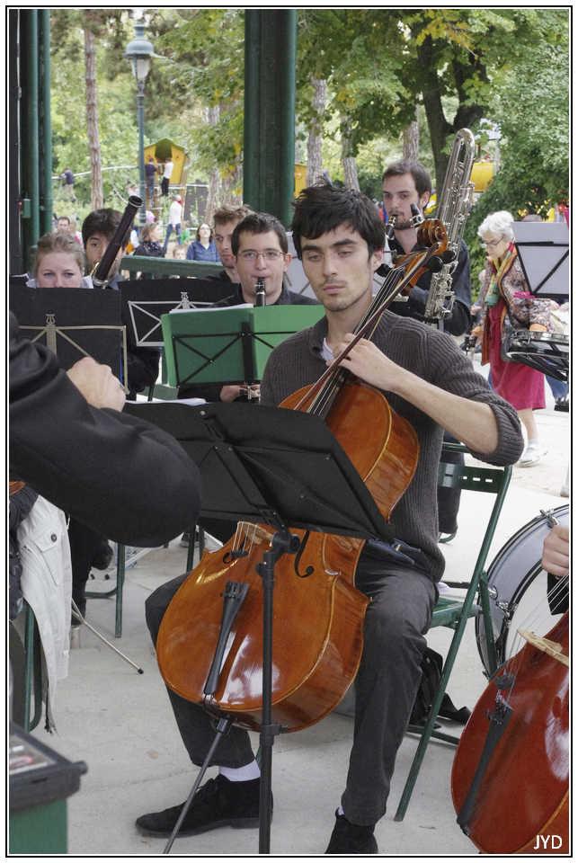 Concert au parc Montsouris Concer24