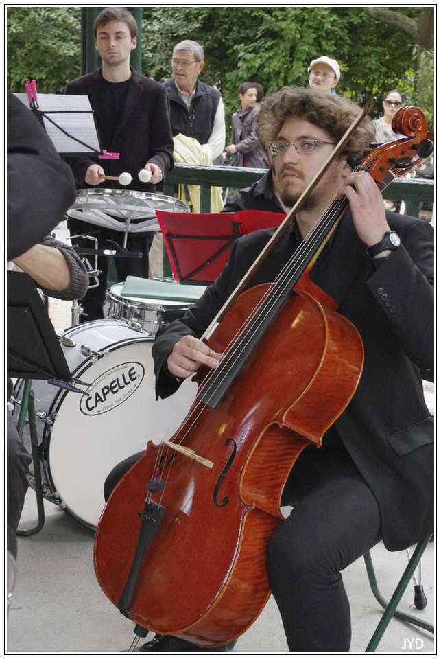 Concert au parc Montsouris Concer25
