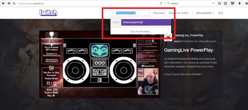 Comprendre Twitch en 3 minutes.  Thetam11